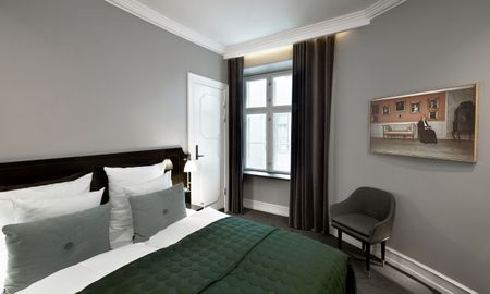 Quarto Deluxe Medium - Hotel Skt. Annæ - Copenhague