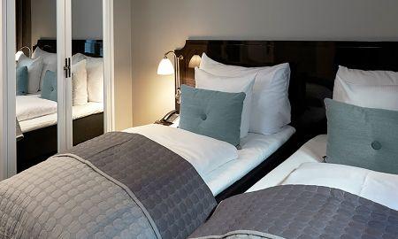 Quarto Deluxe Twin - Hotel Skt. Annæ - Copenhague