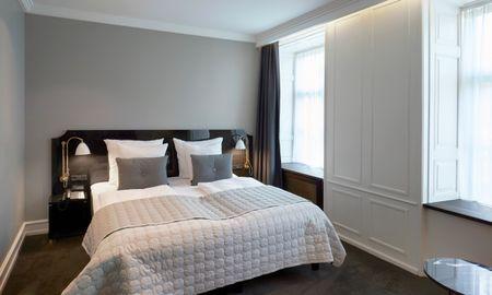 Chambre Deluxe Large - Hotel Skt. Annæ - Copenhague