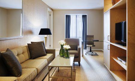 Suite Junior con Soggiorno Separato e Vista Città - Sofitel Sydney Wentworth - Sydney