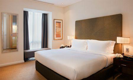 Suite Prestige con Vista Angolo sulla Città - Sofitel Sydney Wentworth - Sydney