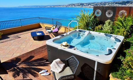 Mediterranean Suite - La Pérouse - Nice