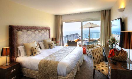 Sea View Deluxe Room - La Pérouse - Nice