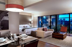Las Suites Campos Eliseos Mexico city