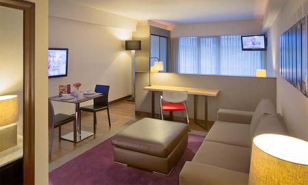 Suite Premium - Las Suites Campos Eliseos - Cidade Do México
