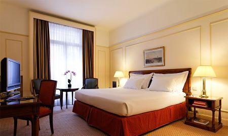Chambre Classique - Hotel Le Plaza - Bruxelles