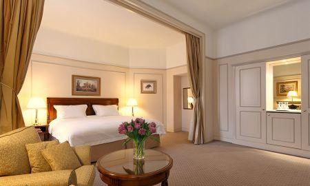 Suite Junior - Hotel Le Plaza - Bruxelles