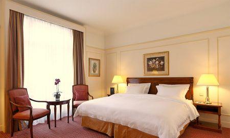Chambre Deluxe - Hotel Le Plaza - Bruxelles