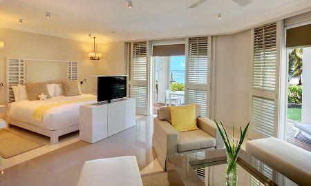 Suite Oceano - LUX* Belle Mare - Maurícias