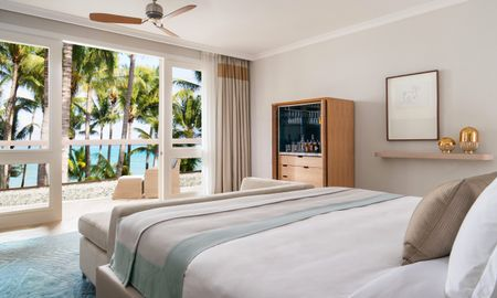 Ocean King Deluxe Zimmer mit Balkon - One&Only Le Saint Geran - Mauritius