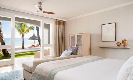 Direkt am Strand King Zimmer mit Terrasse - One&Only Le Saint Geran - Mauritius