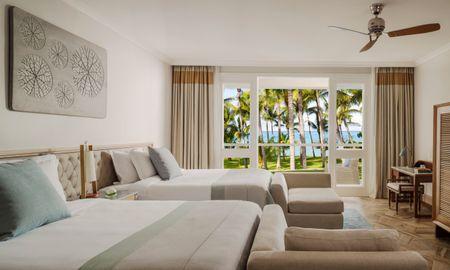 Ocean Queen Deluxe Zimmer mit Balkon - One&Only Le Saint Geran - Mauritius