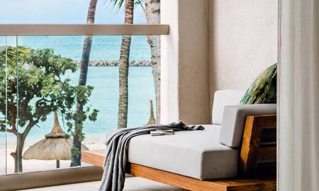 Strand Queen Zimmer mit Balcon - One&Only Le Saint Geran - Mauritius