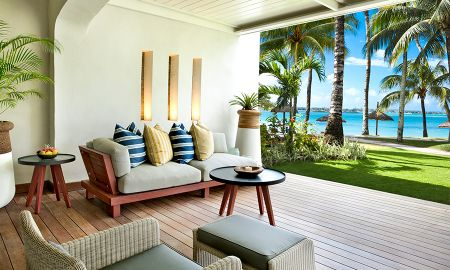Beachfront Balcony Junior Suite - One&Only Le Saint Geran - Mauritius Island