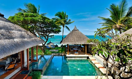 Two Bedroom Pool Villa - Beachfront - Constance Belle Mare Plage - Mauritius Island