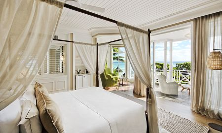 Junior Suite - Beachfront - Heritage Le Telfair Golf & Wellness Resort - Маврикий