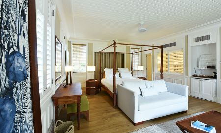Deluxe Suite - Sea View - Heritage Le Telfair Golf & Wellness Resort - Маврикий