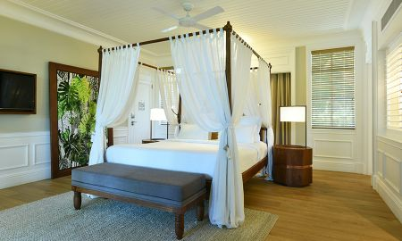 Junior Suite - Gartenblick - Heritage Le Telfair Golf & Wellness Resort - Mauritius