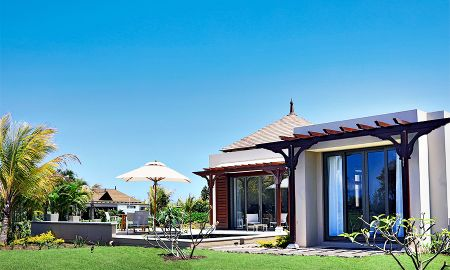 Four Bedroom Villa - Garden View - Heritage The Villas - Mauritius Island