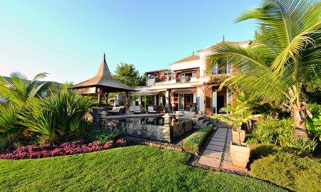 Four Bedroom Pool Villa - Heritage The Villas - Mauritius Island