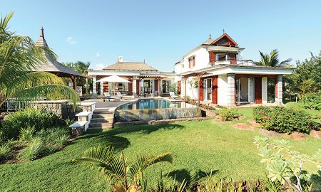 Four Bedroom Villa - Private Pool - Heritage The Villas - Mauritius Island