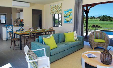 Four Bedroom Villa Garden View - Heritage The Villas - Mauritius Island