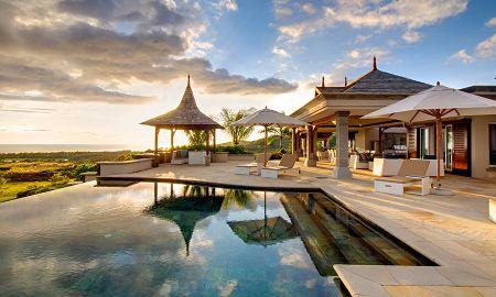 Three Bedroom Pool Villa - Heritage The Villas - Mauritius Island