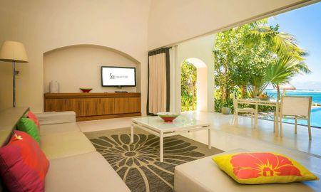 Two Bedrooms SO VIP Villa Beach - Private Pool & Garden - SO/ Sofitel Mauritius - Mauritius Island