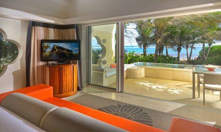 Beach Suite con Jardín Privado , Piscina y Vistas al Mar - SO Sofitel Mauritius - Isla De Mauricio