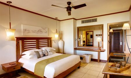 Beachfront Deluxe Zimmer (Kinder inbegriffen) - Heritage Awali Golf & Spa Resort - All Inclusive - Mauritius