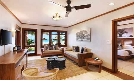 Sea View Senior Suite - Heritage Awali Golf & Spa Resort - All Inclusive - Mauritius Island