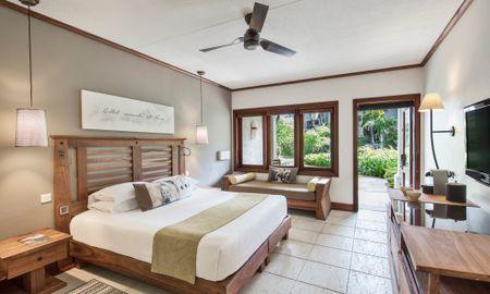 Quarto Deluxe Familiar Vista Jardim - Heritage Awali Golf & Spa Resort - All Inclusive - Maurícias
