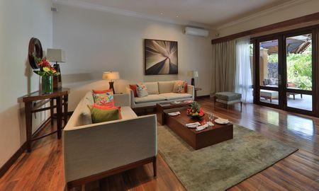 Exclusive Suite Pool Villa - Maradiva Villas Resort & Spa - Mauritius Island