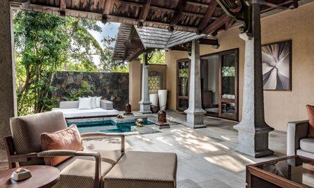 Luxury Suite Pool Villa - Maradiva Villas Resort & Spa - Mauritius Island
