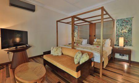 Presidential Suite Pool Villa - Maradiva Villas Resort & Spa - Mauritius Island