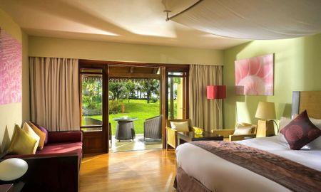 Camera Superior - Terrazza & Vista Parziale Oceano - Sofitel Mauritius L'Imperial Resort & Spa - Mauritius