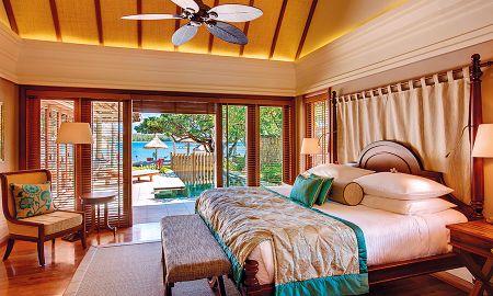 Beach Villa con Piscina - Constance Prince Maurice - Mauritius