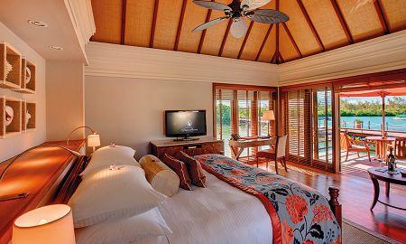 Suite Junior - Frente a la Playa - Constance Prince Maurice - Isla De Mauricio