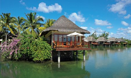 Junior Suite Over Water - Constance Prince Maurice - Mauritius Island