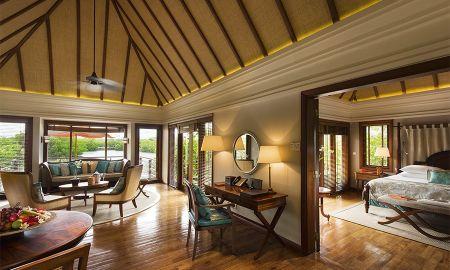 Villa on Stilts - Constance Prince Maurice - Isla De Mauricio