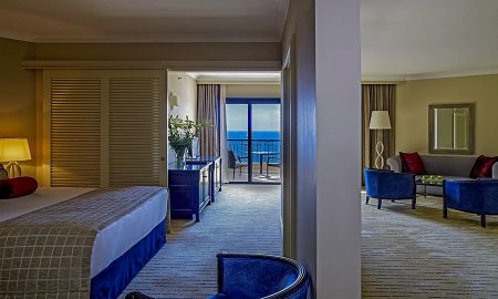 Quarto Executivo Twin - Vista Mar - Corinthia Hotel St. George's Bay - Saint Julians