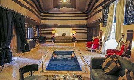Tente Deluxe - Palais Rhoul - Marrakech