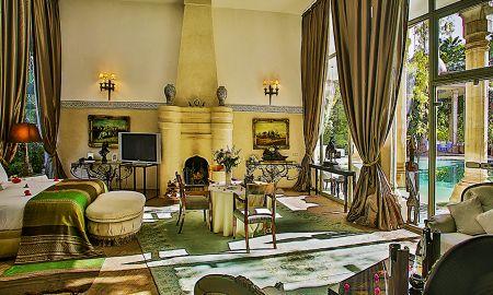 Suite Deluxe - Palais Rhoul - Marrakech