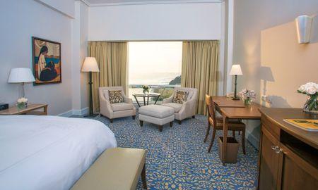 Suite Junior com Vista Oceano - Belmond Miraflores Park - Lima