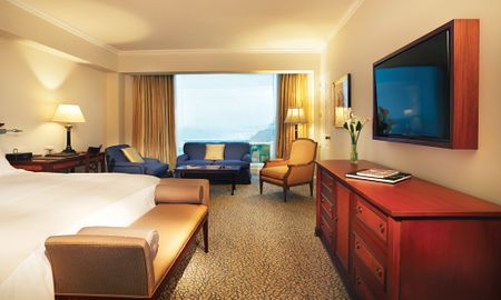 Suite Junior Deluxe com Vista Oceano - Belmond Miraflores Park - Lima