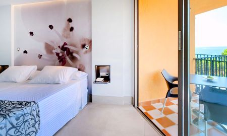 Superior Room - Lateral Sea View - Free Spa Access - Barcelo Illetas Albatros - Adults Only - Balearic Islands