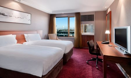 Quarto Deluxe com 2 Camas de Casal - Pullman Melbourne On The Park - Melbourne