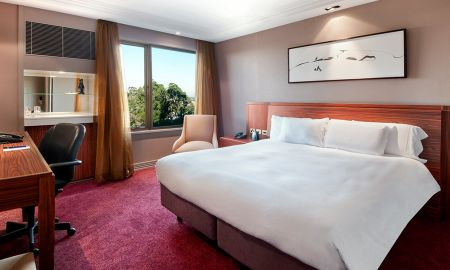 Superior King Room - Pullman Melbourne On The Park - Melbourne