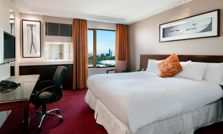 Quarto Deluxe Premium com Vista para a Cidade - Pullman Melbourne On The Park - Melbourne