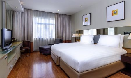 Deluxe Twin Beds - Grand Sukhumvit Hotel Bangkok - Managed By Accor - Bangkok